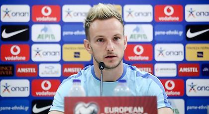 Ράκιτιτς: «Μας περιμένει σκληρό παιχνίδι, θα υπάρξει μεγάλη πίεση»