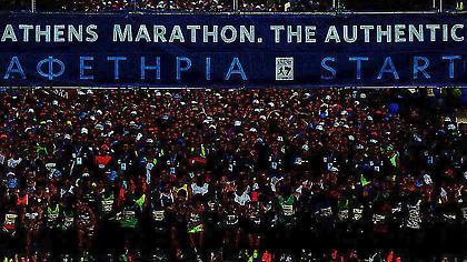 Νικητής ο Καλαλέϊ, πρωταθλητής Ελλάδας ο Γκελαούζος στον 35ο Αυθεντικό Μαραθώνιο της Αθήνας