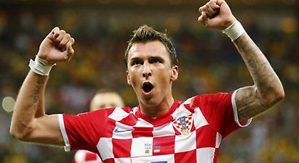 Η ενδεκάδα της Κροατίας - Βασικός ο Μάντζουκιτς