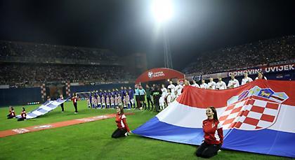 Μπέρδεψαν τους τερματοφύλακες και χειροκρότησαν αυτούς της Κροατίας στο Καραϊσκάκη