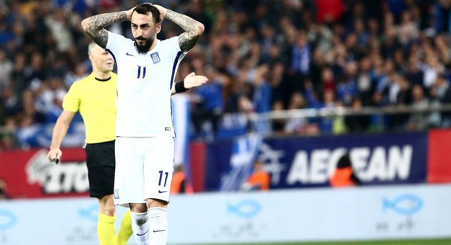 Είπε «αντίο» σαν Ελλάδα!