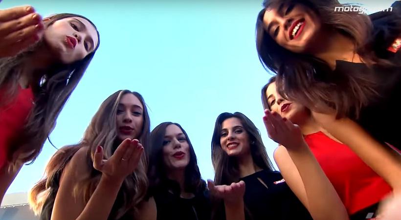 Το Moto GP θα μας λείψει, τα paddock girls περισσότερο (video/pics)
