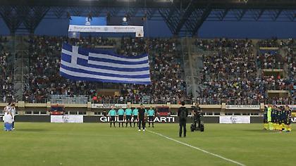 «Στo Παγκρήτιο τα επόμενα παιχνίδια της Εθνικής»