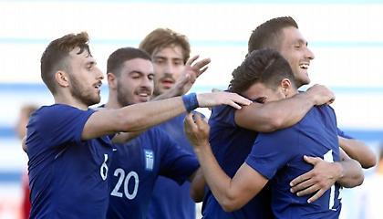 Live streaming: Ελλάδα-Κροατία