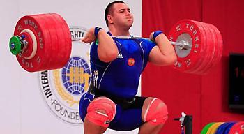 Αποκλεισμός για «χάλκινο» Ολυμπιονίκη της άρσης βαρών