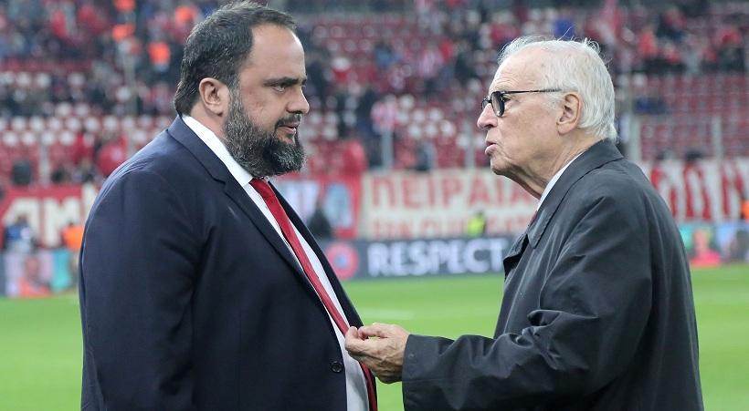 Θεοδωρίδης: «Δεν έχει να φοβηθεί τίποτα ο Μαρινάκης, καιρός για… έργα στο πρωτάθλημα»