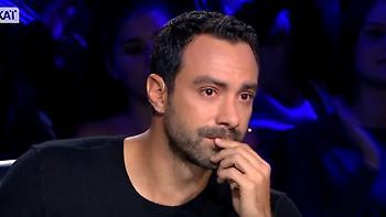 Ελλάδα έχεις ταλέντο: Η στιγμή που «λύγισε» ο Σάκης Τανιμανίδης