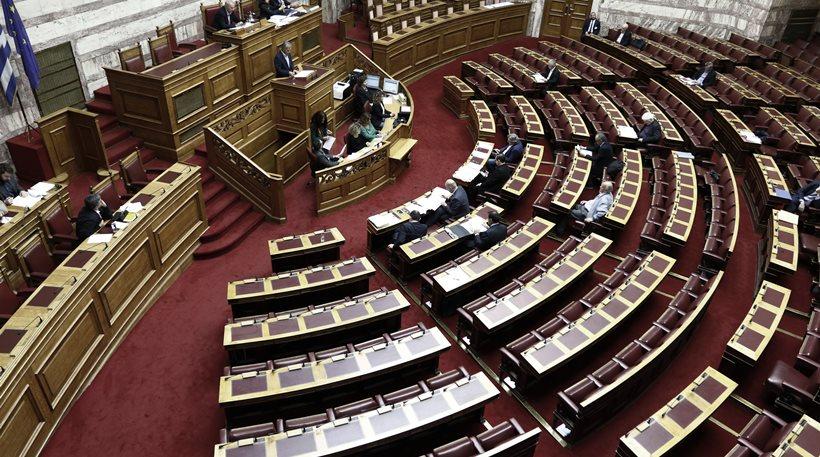 Η ΝΔ κατέθεσε τροπολογία για την κατάργηση του νόμου Παρασκευόπουλου αλλά ο Τσακαλώτος την απέρριψε