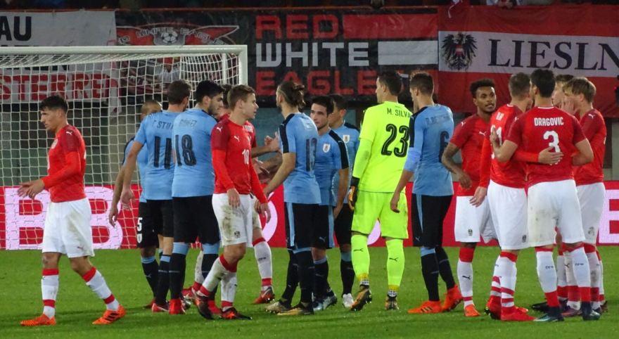 «Λύγισε» την Ουρουγουάη η Αυστρία!
