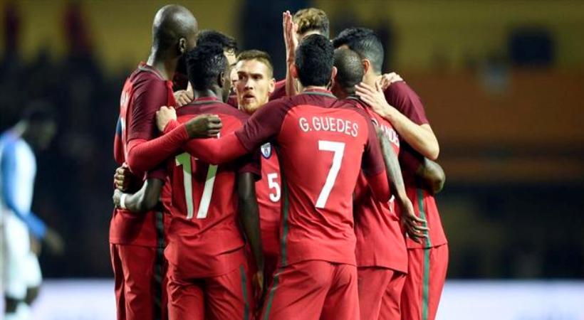 Φιλική ισοπαλία με τα «δεύτερα» για Πορτογαλία