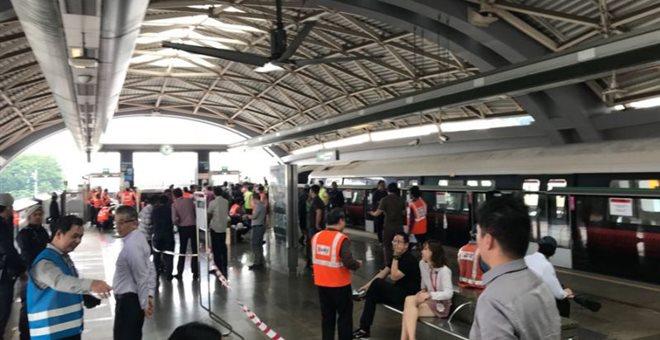 Σύγκρουση τρένων με τραυματίες στη Σιγκαπούρη