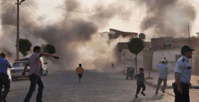 Συρία: 61 νεκροί από αεροπορικούς βομβαρδισμούς