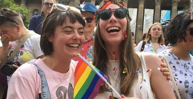 Αυστραλία: Οι πολίτες είπαν «ναι» στη νομιμοποίηση γάμων ομοφυλοφίλων