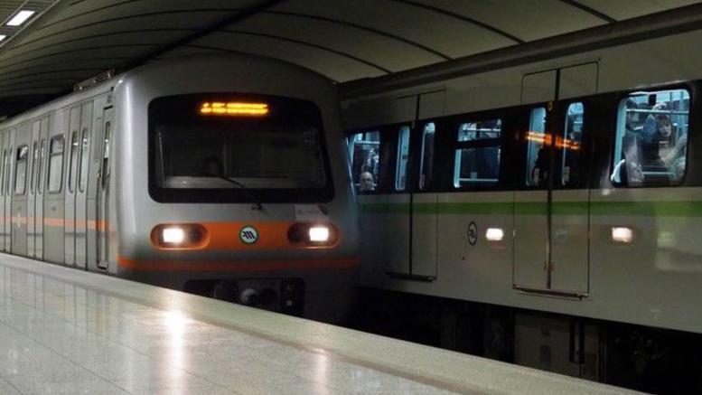 Στάση εργασίας στο μετρό από τις 21:00 έως τη λήξη της βάρδιας