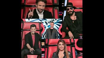 The Voice: Τελευταίες auditions απόψε! Ξεκινούν τα battles!