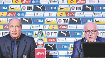 Τέλος και επίσημα ο Βεντούρα από την Ιταλία, οργή για τη μη παραίτηση του προέδρου της ομοσπονδίας!