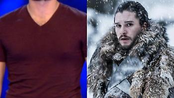 Ο σωσίας του Jon Snow στο ελληνικό Voice
