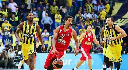 Ζέρβας στον ΣΠΟΡ FM: «Έπαιξε ολοκληρωτικό μπάσκετ ο Ολυμπιακός»