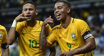 Αυτές θα είναι οι εμφανίσεις της Βραζιλίας στο Μουντιάλ (pics)