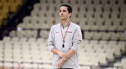 Σφαιρόπουλος: «Οι παίκτες αντέχουν, γι' αυτό είναι στον Ολυμπιακό»