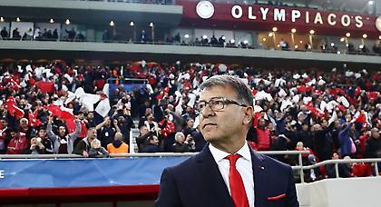 Λεμονής: «Θα ήθελα τον... Λεβαντόφσκι στον Ολυμπιακό»