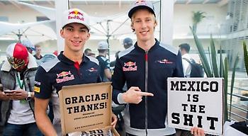 Παρέμεινε στην Toro Rosso το δίδυμο οδηγών της