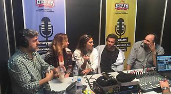 Η εκπομπή του ΣΠΟΡ FM με Βαλαβάνη και Βασάλο στην Αυτοκίνηση-FISIKON 2017 (pics/video)
