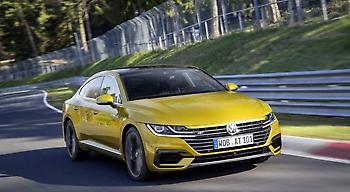 «Χρυσό Τιμόνι 2017» για το Volkswagen Arteon