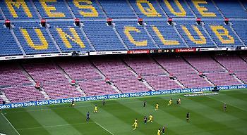 «Θα κλείσουμε το Καμπ Νου αν βρίζουν την Ισπανία», απειλεί ο πρόεδρος της ισπανικής Λίγκας!