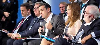 Τσίπρας για ανεργία: Η Ελλάδα είναι ειδική περίπτωση -Χρειάζονται περισσότερα κονδύλια (video)