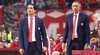 Σφαιρόπουλος: «Ευχαριστώ για τη στήριξη, να έχουν πίστη στην ομάδα»