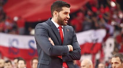 Αλιμπίγεβιτς: «Ο Ολυμπιακός θα είναι 100% στο Final Four»