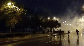 Θεσσαλονίκη: Επτά προσαγωγές για τα επεισόδια έξω από την Πολυτεχνική Σχολή του ΑΠΘ