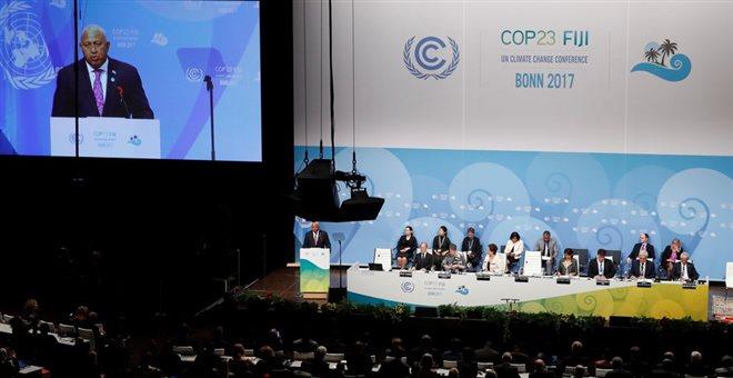 Βόννη: Χωρίς συγκεκριμένες προτάσεις η διάσκεψη για το Κλίμα
