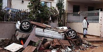 Δήμαρχος Μάνδρας: Γενική καταστροφή - Δεν έχουμε θάψει τους νεκρούς μας