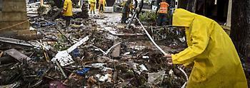 Τραγωδία δίχως τέλος:Στους 20 οι νεκροί από τις πλημμύρες της Μάνδρας