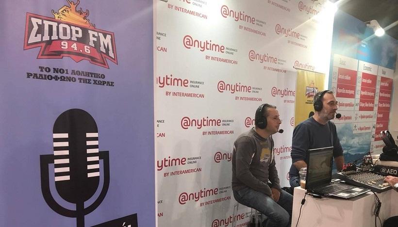 Ο ΣΠΟΡ FM έκανε «θραύση» στην ΑΥΤΟΚΙΝΗΣΗ FISIKON 2017 με Fight Club