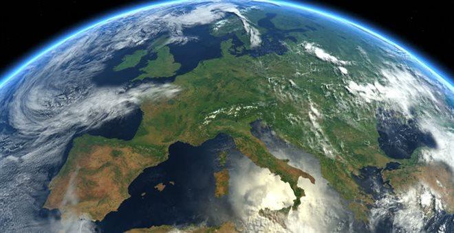 Τι αποκαλύπτει ο νέος ατμοσφαιρικός χάρτης για τη ρύπανση στην Ευρώπη