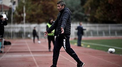 Αντωνίου: «Σέβομαι τον ΟΦΗ, αλλά το σκορ θα έπρεπε να είναι 4-0 για τα Τρίκαλα»