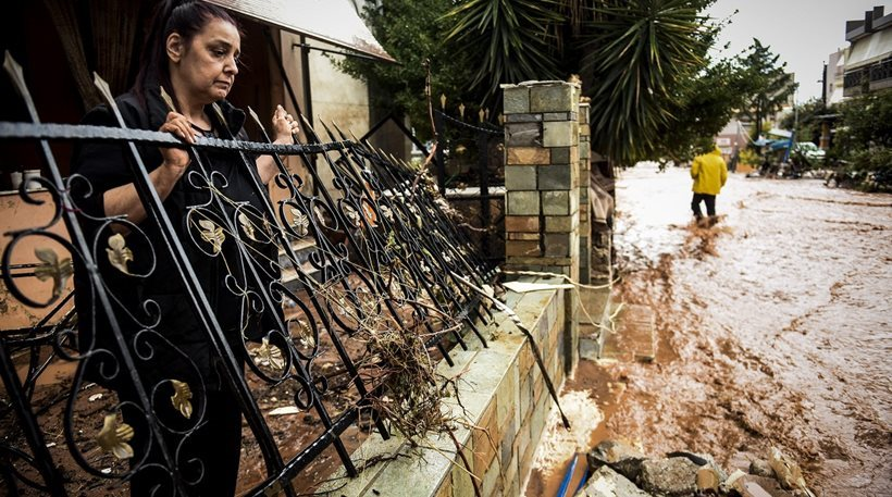 Πού πρέπει να απευθύνονται οι πλημμυροπαθείς για καταγραφή και βοήθεια