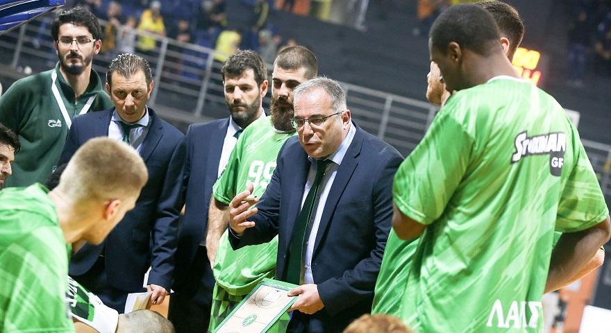 Σκουρτόπουλος: «Το πρόβλημα του Ολυμπιακού και του Παναθηναϊκού δεν είναι δική μας υπόθεση»