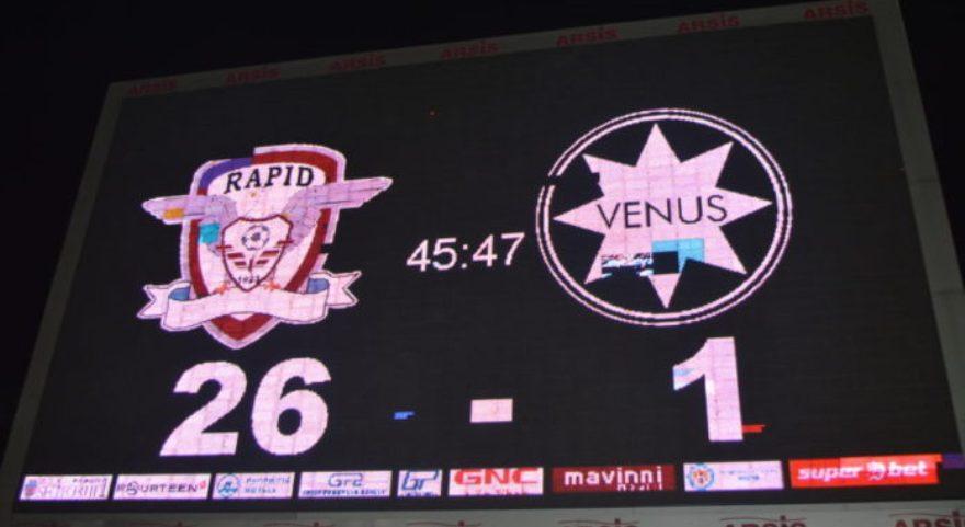Η Ραπίντ βάζει 26 γκολ σε έναν αγώνα στην 4η κατηγορία της Ρουμανίας! (video)