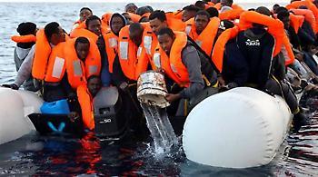 Ισπανία: Διασώθηκαν τουλάχιστον 600 μετανάστες μέσα σε ένα 24ωρο