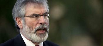 Ιρλανδία: Ο Τζέρι Άνταμς αποχωρεί από την ηγεσία του Σιν Φέιν -Μετά από 34 χρόνια