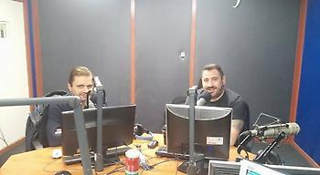 LIVE: Οι «Ρεπόρτερ» ξεκινούν το ντέρμπι στον ΣΠΟΡ FM 94,6!