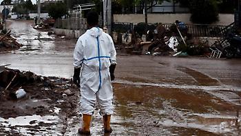 Συναγερμός στη Μάνδρα: Φουσκώνουν ξανά οι χείμαρροι