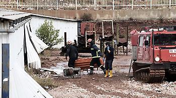 Στους 20 οι νεκροί στη Μάνδρα - Εντοπίστηκε άλλη μια σορός