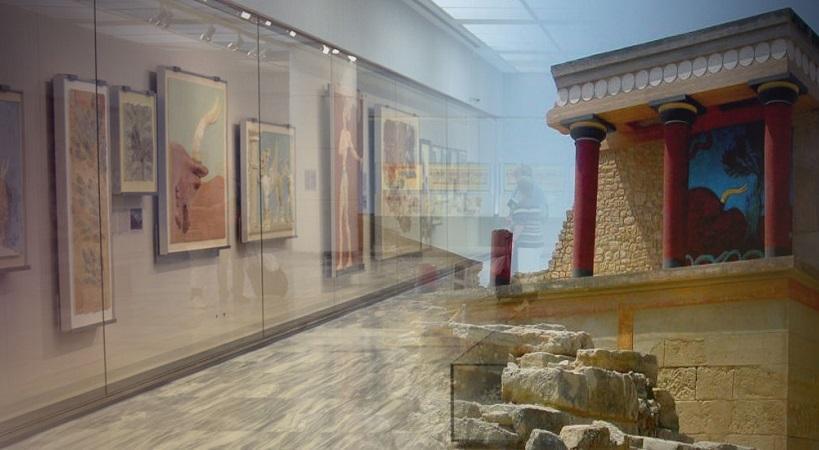 Θησαυροί του μινωικού πολιτισμού επιστρέφουν στην Κρήτη