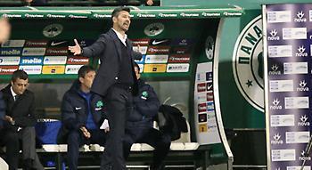 Ουζουνίδης: «Βγάλαμε την μπάλα έξω για fair play, συνέχισαν και βάλανε γκολ»