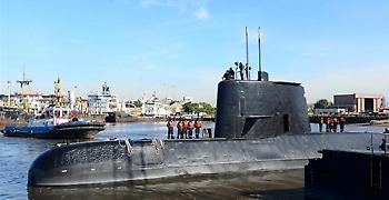 Αργεντινή: Συνεχίζονται οι προσπάθειες εντοπισμού του «εξαφανισμένου» υποβρυχίου